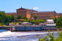 Art Museum & Waterworks - HDR
