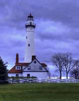 Wind Point Lighthouse, Racine, Wisconsin