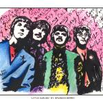 """Beatles ""Little Darling"""" by berreyart"