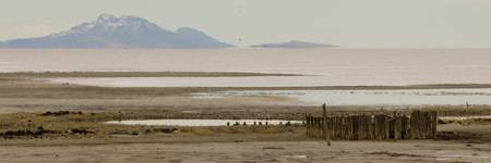 Great Salt Lake Panoramic