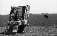 Route 66 - Cadillac Ranch 2007