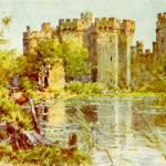 """Bodiam Castle"" by artbygeorge"