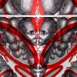 """""""Schizosymmetric Vision"""" by ManfredOlsen"""