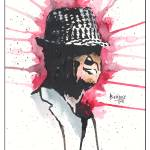 """Paul ""Bear"" Bryant"" by berreyart"