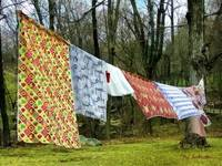 How to Dry an American Quilt