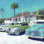 """""""Romancing Old Town San Diego Avenue"""" by BeaconArtWorksCorporation"""
