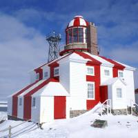 Bonavista Lighthouse Art Prints & Posters by Annlynn Ward