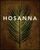 Word: Crucifixion (Hosanna)