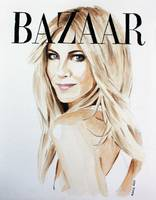 Harper's Bazaar. Jennifer Aniston