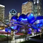 """""""Pritzker Pavilion"""" by KevinGebhardt"""