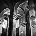 """Gothic church interior"" by darius"