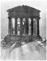 Temple of Concord Girgenti