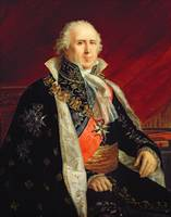 Charles-Francois Lebrun (1739-1824) Duke of Plaisa