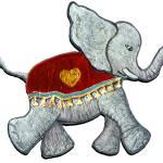 """Elijah the Elephant"" by KAbrahamson"