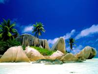 La Digue Islands Seychelles