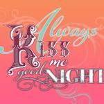 """Goodnight"" by 2dogstudio"