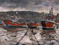 Staithes Low Tide