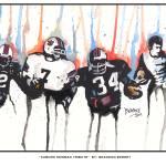 """Auburn Heisman Tribute"" by berreyart"
