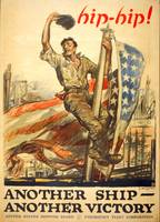 WW 1 INDUSTRIAL POSTER