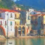 """""""Italy - Sicily - Cefalù"""" by Marina_L"""