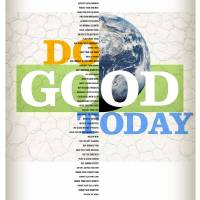 Do Good Today Art Prints & Posters by Lee Willett