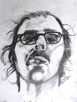 Portrait Of The Artist Chuck Close
