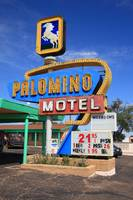 Route 66 - Tucumcari, New Mexico