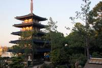 Japan at Epcot Center, Disney