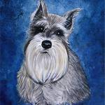 """Brutus"" by paintingsbygretzky"