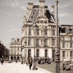 """The Louvre"" by streetlevel"