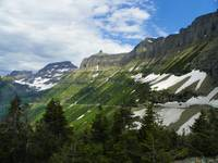 Going To The Sun Road - Glacier National Park