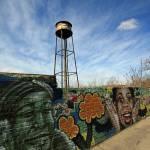 """""""Uplifting Mural"""" by mojorider2"""