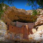 """Montezuma Castle, Arizona"" by JenniferLaskerWhite"