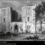 """""""Llanthony Abbey"""" by artbygeorge"""