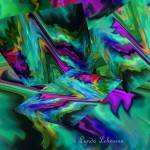 """Color Journey In Turquoise"" by LyndaLehmann"