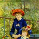 """RENOIR ON THE TERRACE"" by homegear"