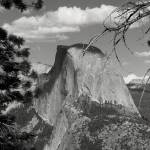 """Half Dome at Yosemite"" by ArmenKojoyian"