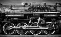 C&O Steam Engine