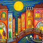 """Venice Soiree"" by LisaLorenz"