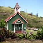 """Kahakuloa Church, Maui"" by GlennMcCarthyArtPhoto"