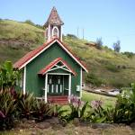 """Kahakuloa Church, Maui"" by GlennMcCarthyArtPhoto"