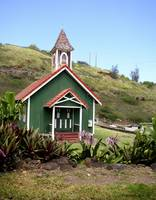 Kahakuloa Church, Maui