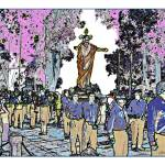 """Costa Rica Easter Procession"" by jbjoani2"