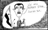 Assad ... Not a Reformer.