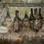 """""""Vintage Wine Bottles"""" by JenniferLaskerWhite"""