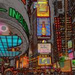 """New York - Times Square"" by Marina_L"