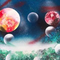 FANTASY PLANETS Art Prints & Posters by George Barr
