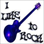 """I Like To Rock"" by ShayneHanson"