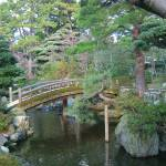 """Bridge in Kyoto park"" by JoEllis"