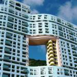 """Feng Shui apartment building in Hong Kong"" by JoEllis"